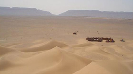 Marrakech to Mhamid desert tour 2 days / 1 night Via Zagora Draa Valley