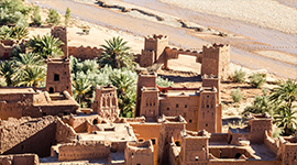 Marrakech tour to Ait Ben Haddou Kasbah