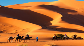 Morocco private desert tours from Marrakech, Fes desert Travel