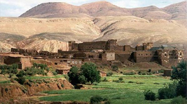 Imperial Cities and desert tour of Morocco 10 D / 9 N