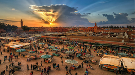 Marrakech To Merzouga Desert Tour Via Zagora 4 Days