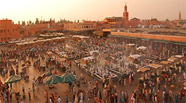 Marrakech Tour to Erg Chigaga Desert Trip 7 days