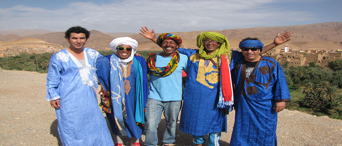 Authentic Berber Tours Morocco